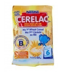 Cerelac Wheat Sachet - 50g (10 Strips)