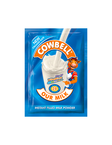 Cowbell Sachets 14g (Strip of 20)