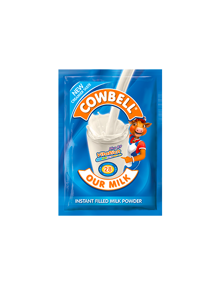 Cowbell Sachets 14g (Strip of 10)