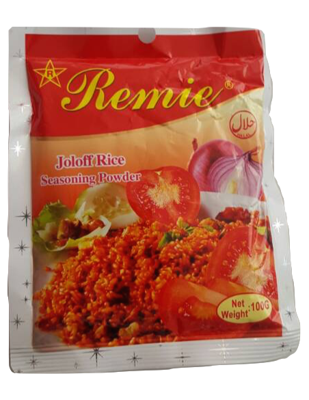 Remie Jollof Rice Seasoning Powder 100g