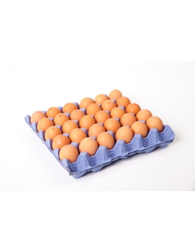 Crate Of 30 Fresh Eggs Market Express
