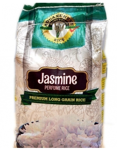 Aduanehene Jasmine Long Grain Rice - 5kg