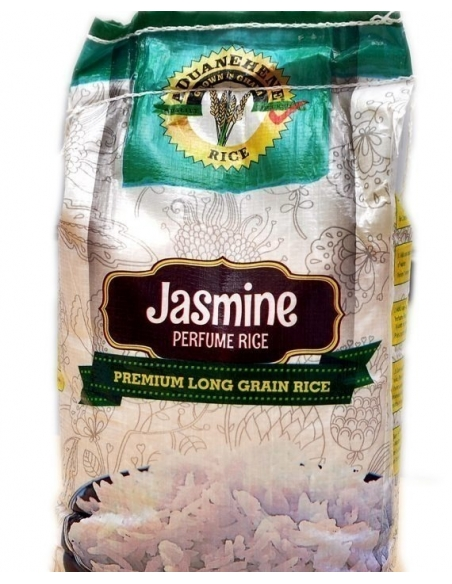 Aduanehene Jasmine Long Grain Rice (5x5) 25kg