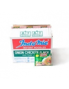 Indomie Onion Chicken 70g Box of 40