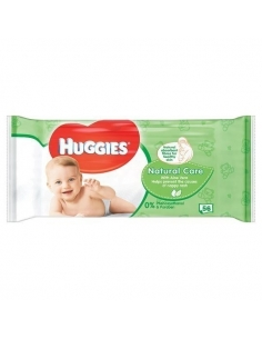 Huggies Wipes (Natural Care)
