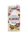 Organic unsweetened almond milk