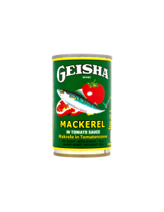 Geisha Mackerel in Tomato sauce 155g
