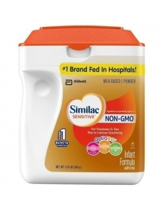 Abbott Similac Sensitive NON-GMO (Infant Formula with Iron) 964g