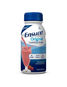 Ensure Milk Strawberry