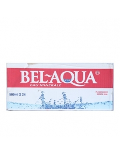 Bel Aqua 500ml Bottled Water (Box of 24)