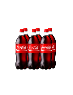 Coca Cola 1.5L - Pack of 6