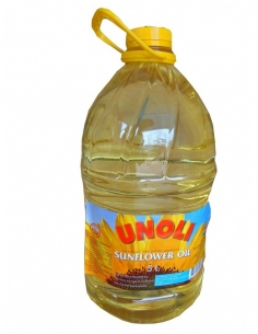 Unoli Sunflower Oil 3L (Pack of 6)