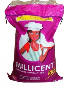 Millicent Rice 25kg bag