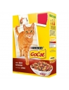 Go-Cat Chicken and Beef with Liver 340g