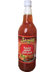 King Bell Sweet Chilli Sauce 850g (Box of 12)
