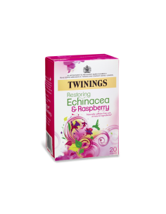 Twinings - Echinacea & Raspberry - 20 Tea Bags