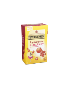 Twinings - Pomegranate & Raspberry - 20 Tea Bags