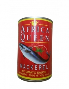 African Queen Mackerel Box 0