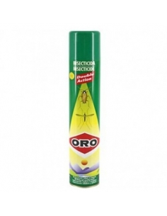 ORO INSECTICE DOUBLE ACTION 750ML