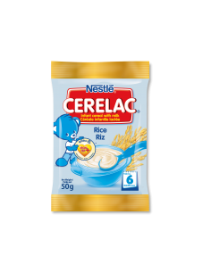 Cerelac Rice Sachet - 50g  (10 Strips)