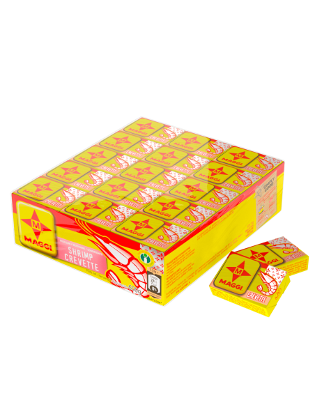 Maggi Shrimp Cubes (Pack of 60)