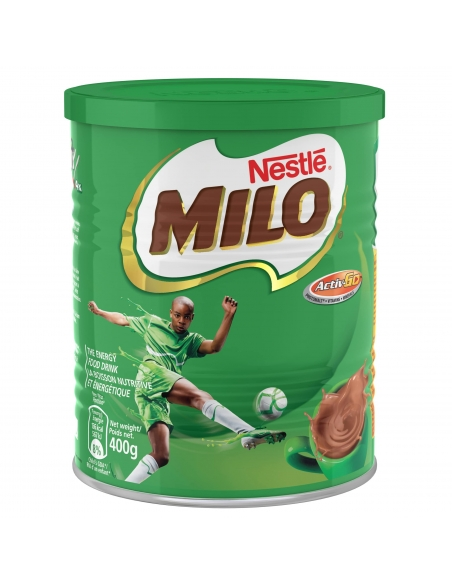 Milo Tin - Hot Chocolate 400g