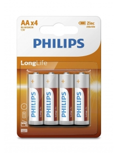 Philips AA X4 1.5V