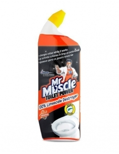 Mr Muscle Thick Bleach Limescale Destroyer