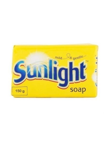 Sunlight Bar Soap 150g (Carton of 72)