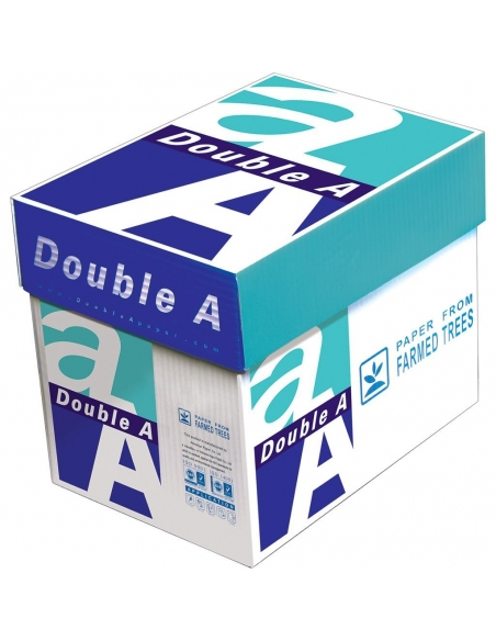 Double A Paper, A4 80g 500 Sheets (Box of 5)