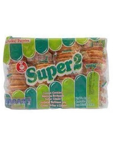 Super 2 Lime Cookies - Pack of 24