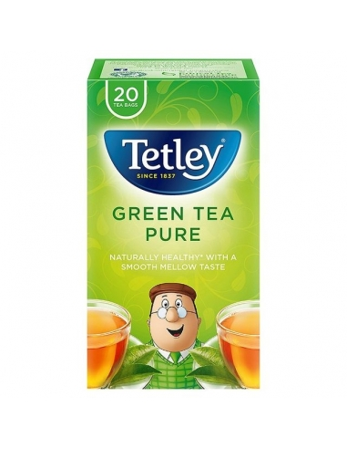 Tetley Green Tea 20 per pack