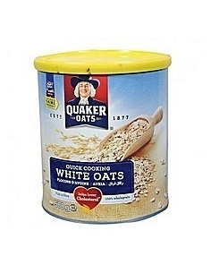 Quaker White Oats 500g
