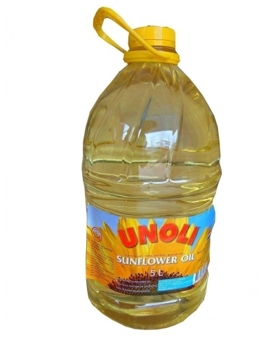 Unoli Sunflower Oil 3 Litres
