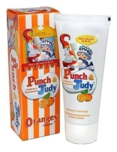 Punch & Judy Children's Toothpaste