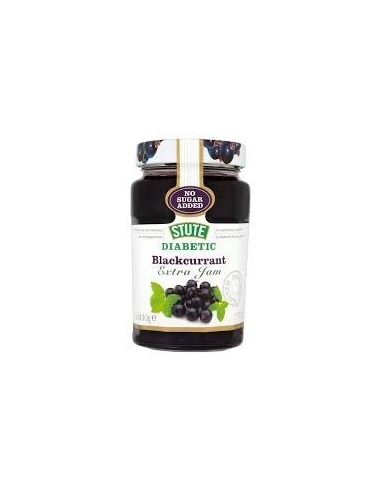 Stute Diabetic Blackcurrant Jam Sugar Free 430g