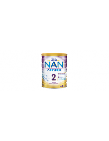 Nestlé NAN 2 (400g) Tin Follow Up Infant Formula