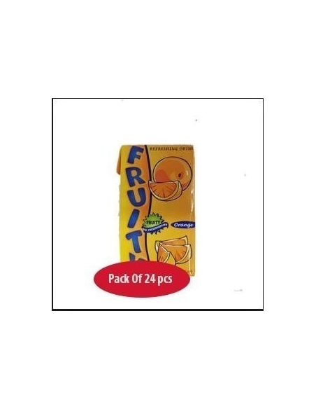 Fruity Drink 125ml (Pack of 24)