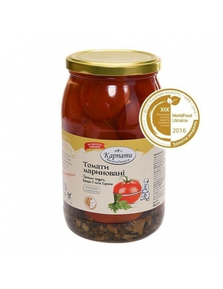 Carpaty Enjoy Pickled Tomatoes 1020g