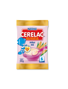 Cerelac Biscuity Sachet - 50g (10 Strips)