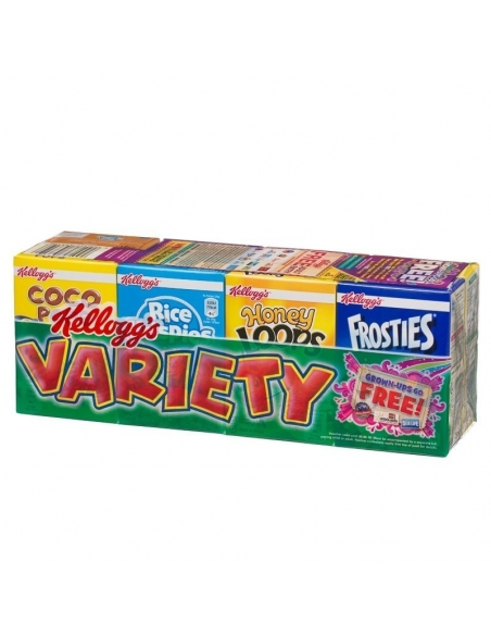 Kellogs Variety Pack (8 Packs)