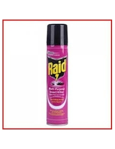 Raid Mosquito Spray 300ml