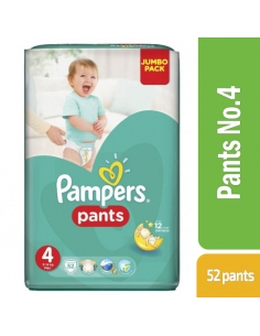Pampers Pants Size 4 (52 pants)