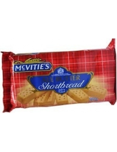 McVities All Butter Shortbread Biscuits 240g