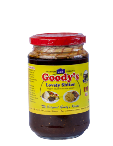 Goody's Lovely Shitor 320g - Hot with Beef