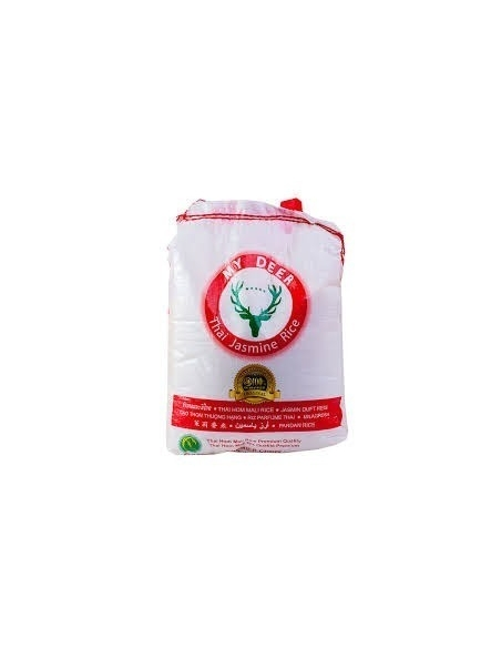 My Deer Thai Premium Rice 5kg x 5
