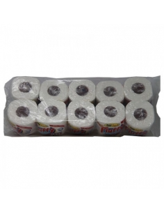 Everpack Fluffy Toilet Roll White (10 rolls)