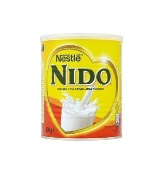 Nido Tin 400g Instant Full Cream Milk Powder