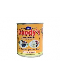Goody's Lovely Shitor 800g Tin - Hot with Beef