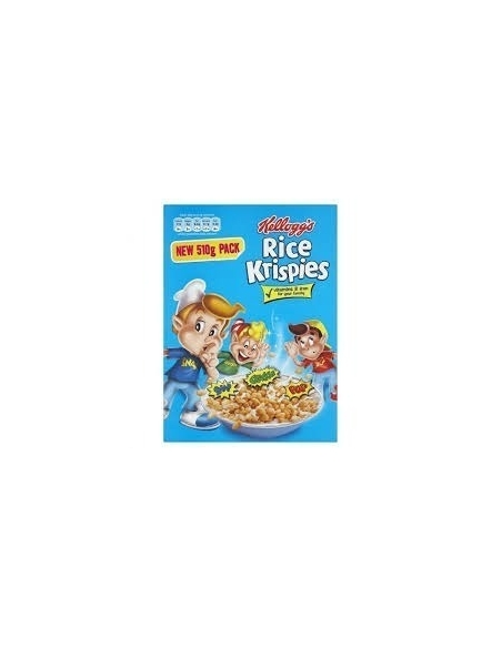 Kellogg's Rice Krispies 600g